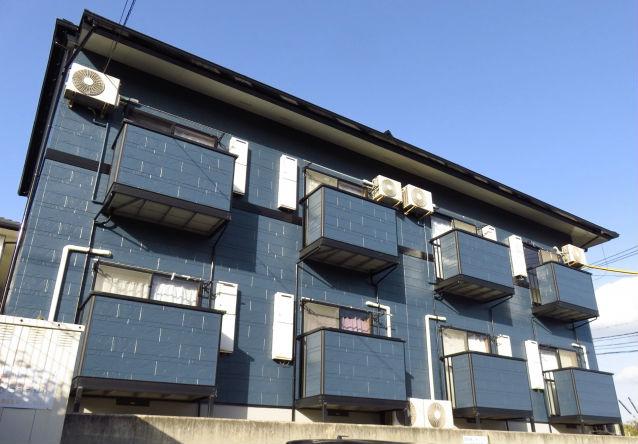 アパート外観の調査